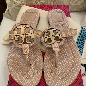Tory Burch Miller sandals size 7.5
